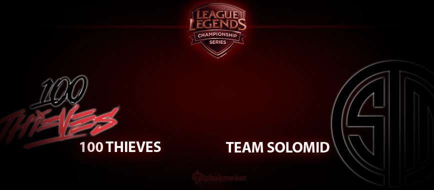 100 Thieves - Team Solomid. Прогноз на матч 28 марта