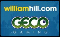 William Hill и GECO Gaming