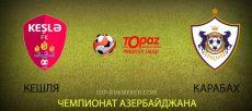 Кешля – Карабах. Прогноз на матч 16 августа