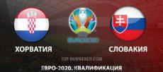 Хорватия – Словакия. Прогноз на матч 16 ноября