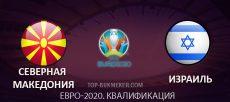 Северная Македония – Израиль. Прогноз на матч 19 ноября