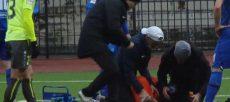 Сына Станислава Черчесова увезли в больницу с футбольного поля