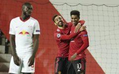 В матче ЛЧ Рэшфорд повторил достижение Сульшера | Topbukmeker