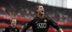 Манчестер Юнайтед увел Роналду из-под носа у Арсенала