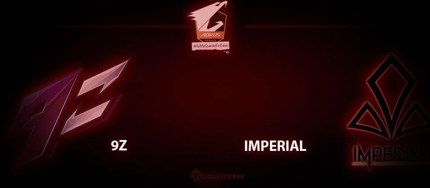 9z – Imperial. Прогноз на матч 29 марта