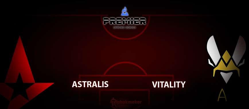 Astralis – Vitality: прогноз на матч 3 июня