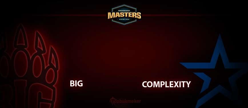 BIG - complexity: прогноз на 24 мая
