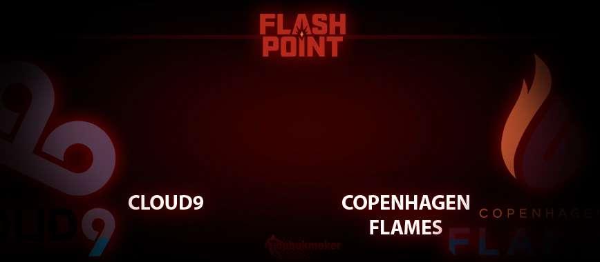 Cloud9 - Copenhagen Flames. Прогноз на матч 31 марта