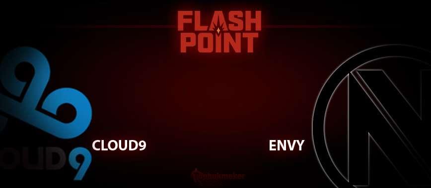 Cloud9 — Envy. Прогноз на матч 4 апреля