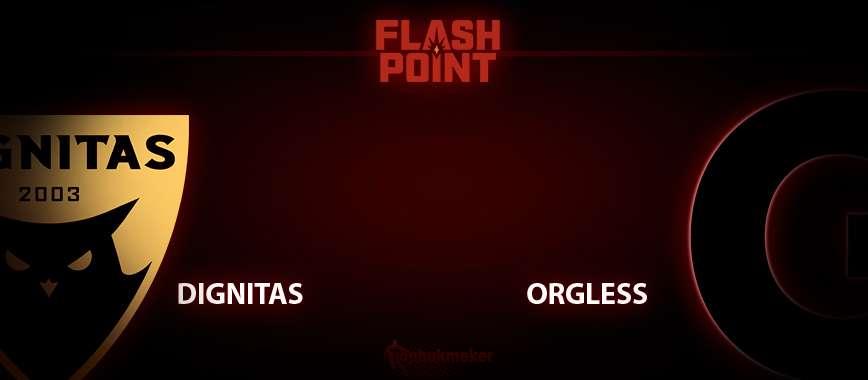 Dignitas — Orgless. Прогноз на матч 1 апреля