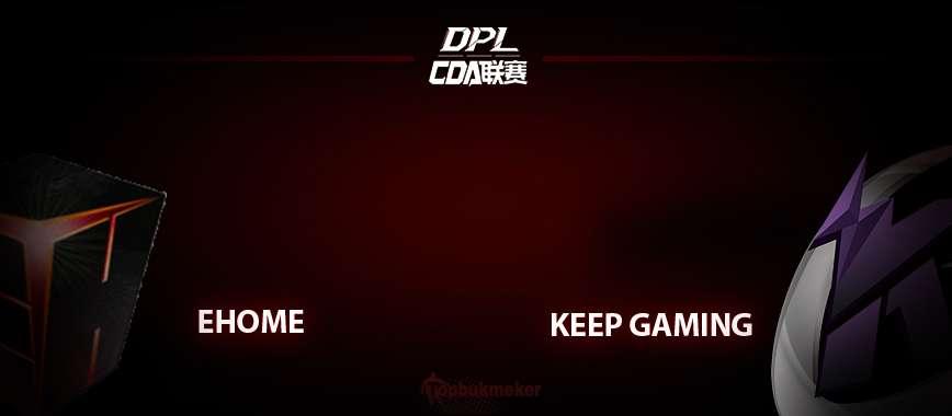 EHOME - Keen Gaming. Прогноз на матч 14 мая