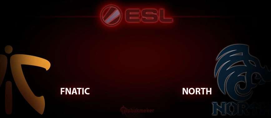 fnatic – North. Прогноз на матч 21 марта