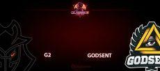G2 – GODSENT: прогноз на матч 27 июня
