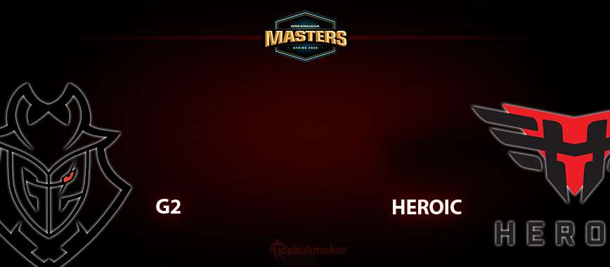 G2 – Heroic. Прогноз на матч 20 мая