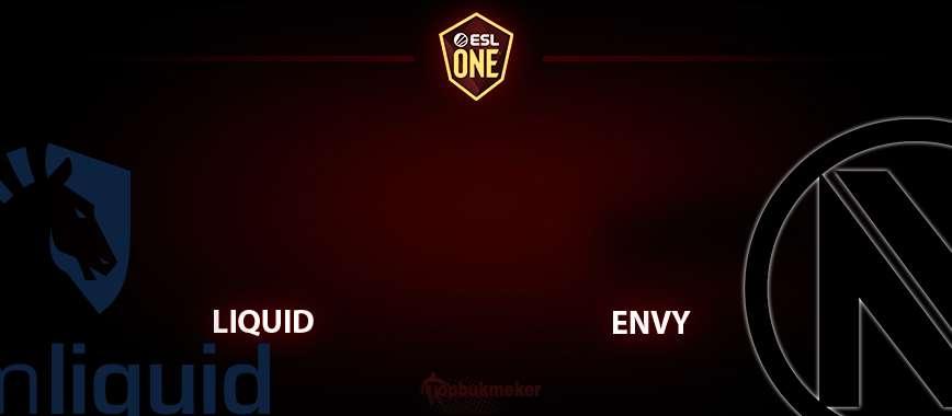 Liquid — Envy. Прогноз на матч 29 апреля