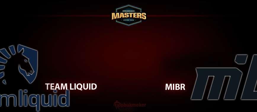 Liquid – MIBR: прогноз на матч 23 мая