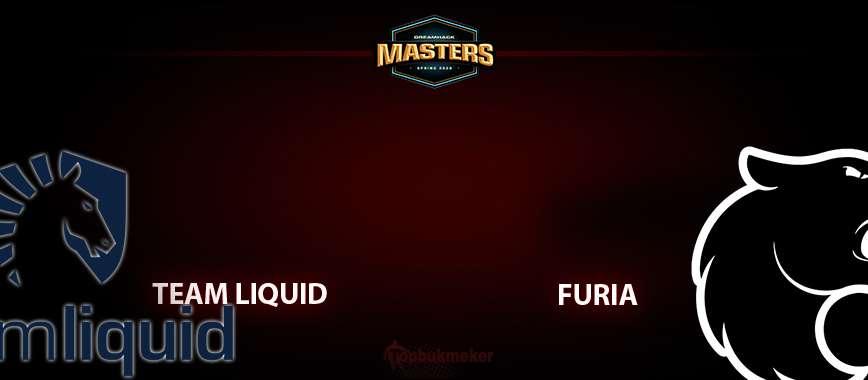 Liquid – FURIA. Прогноз на 21 мая