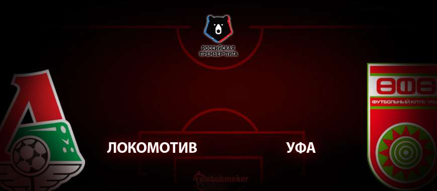 Локомотив Москва - Уфа: прогноз на матч 12 июля