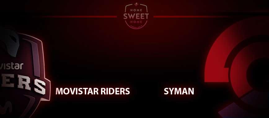 Movistar Riders — Syman. Прогноз на матч 14 апреля