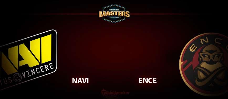 Natus Vincere – ENCE: прогноз на матч 28 мая