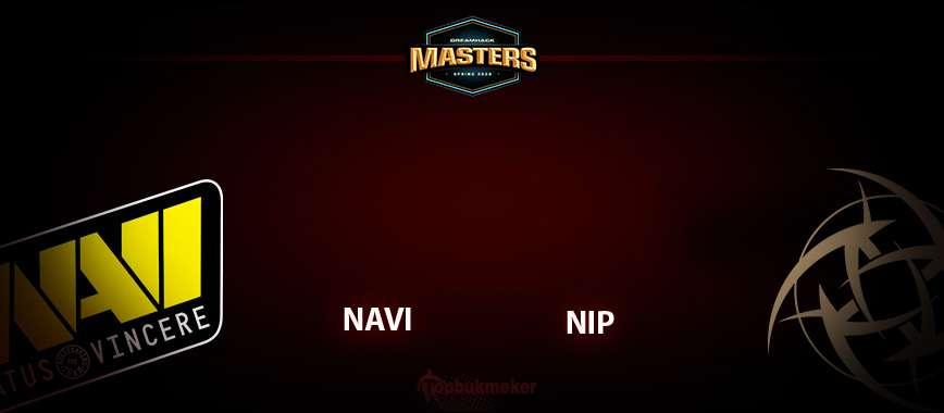 Natus Vincere – NiP: прогноз на матч 29 мая