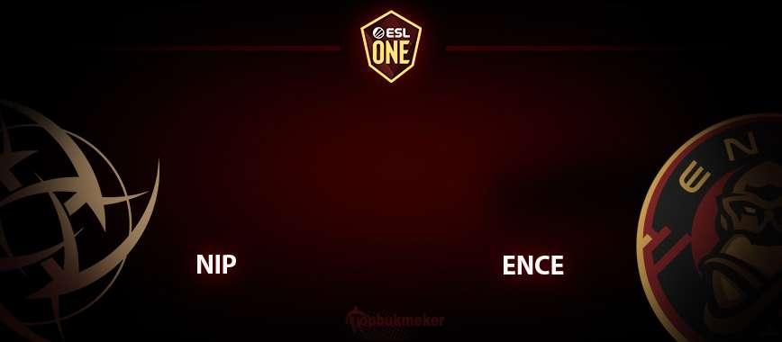 NiP — ENCE. Прогноз на матч 28 апреля