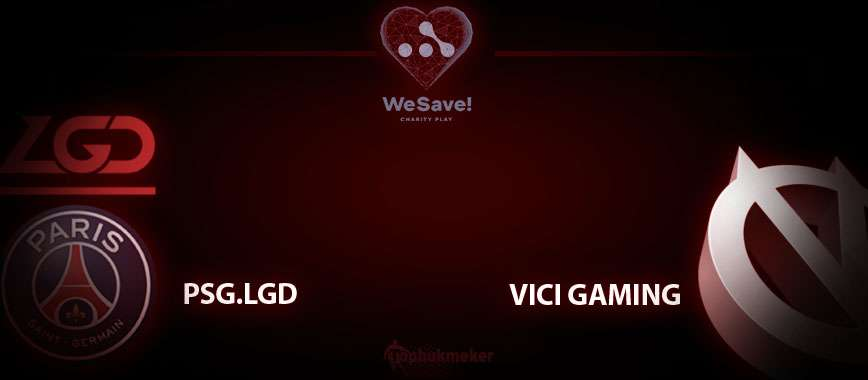 Прогноз на матч PSG.LGD - Vici Gaming