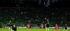 УЕФА не накажет Краснодар за игнор акции Black Lives Matter