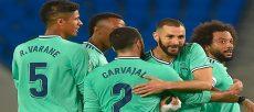 Реал Мадрид стал фаворитом чемпионской гонки Ла Лиги