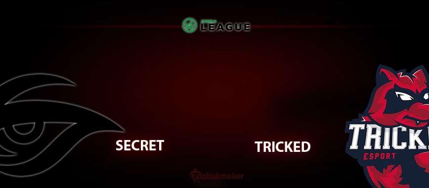Secret – Tricked: прогноз на матч 14 июля
