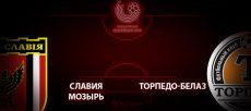 Славия Мозырь - Торпедо-БелАЗ. Прогноз на матч 9 мая
