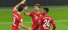 Бавария — обладатель Суперкубка Германии