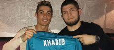 Хабиб Нурмагомедов: для меня футбол — спорт номер один