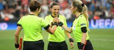 Матч Лиги Европы Лестер — Заря рассудит женщина