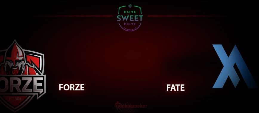 forZe – FATE: прогноз на матч 10 июня