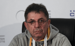 спортивный функционер Александр Кравцов задержан полицией