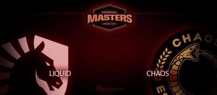 Liquid – Chaos. Прогноз на матч 19 мая