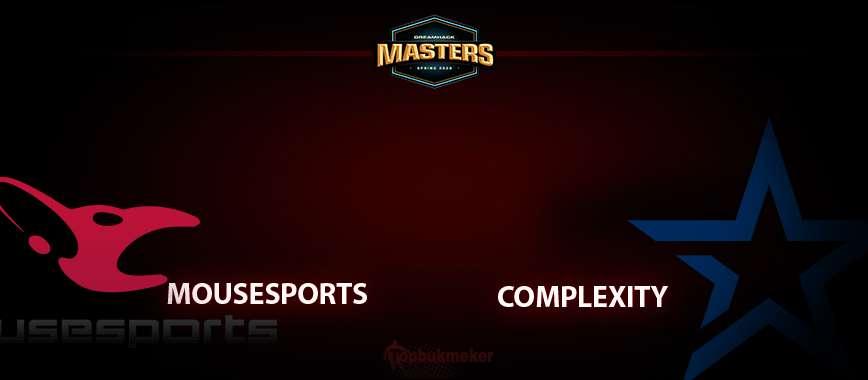 mousesports – Complexity: прогноз на матч 22 мая
