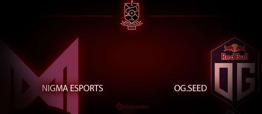 Nigma Esports — OG.Seed. Прогноз на матч 27 апреля